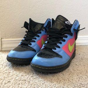 Nike Color Pop High Tops